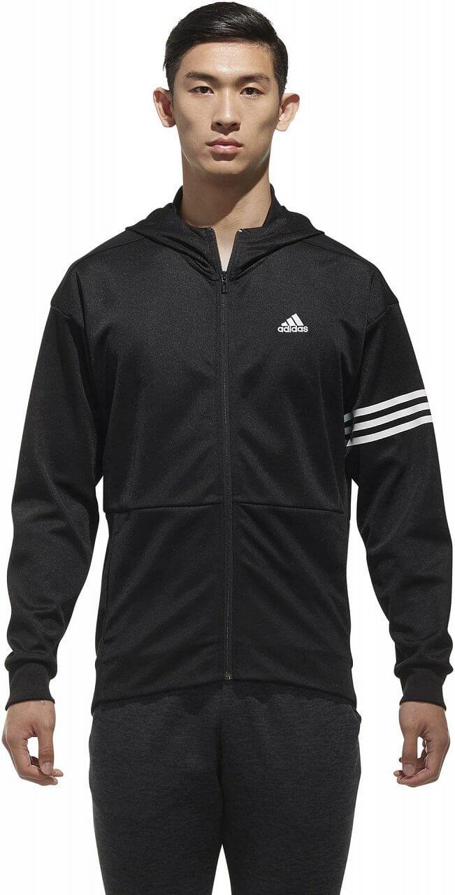 Melegítő felső adidas M Casual Sweat Jacket