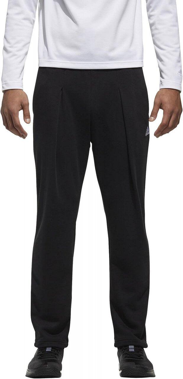 Nadrágok adidas M Sport2Street Big Logo Fleece Pant