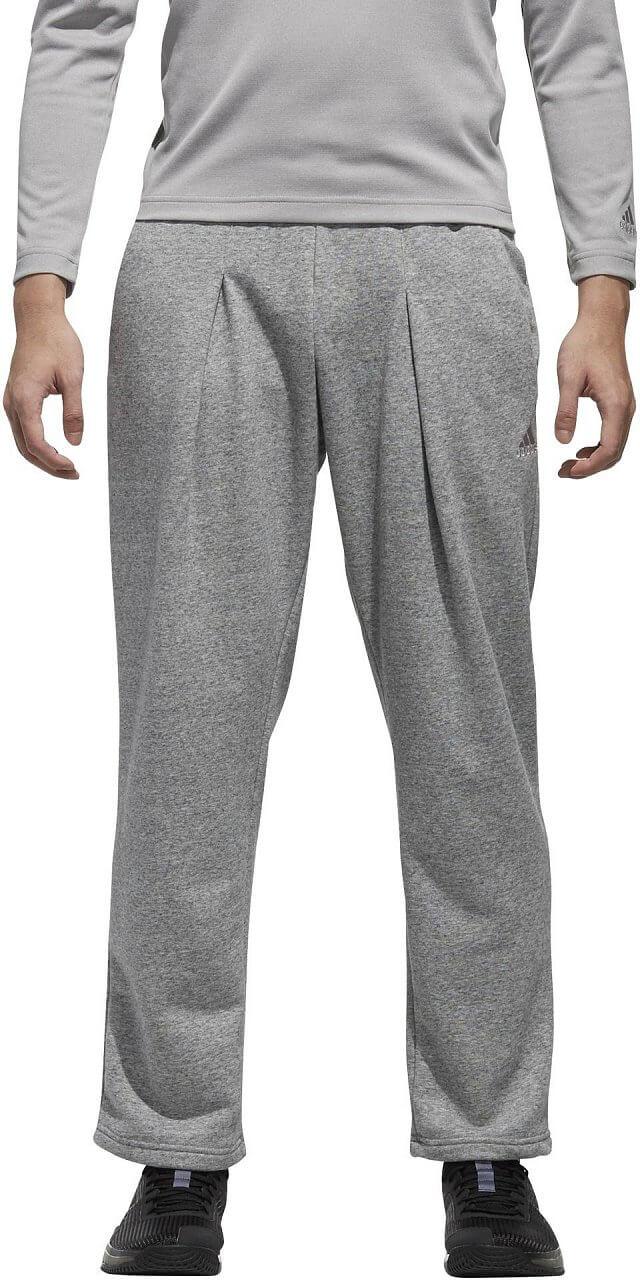 Pánské sportovní kalhoty adidas M Sport2Street Big Logo Fleece Pant