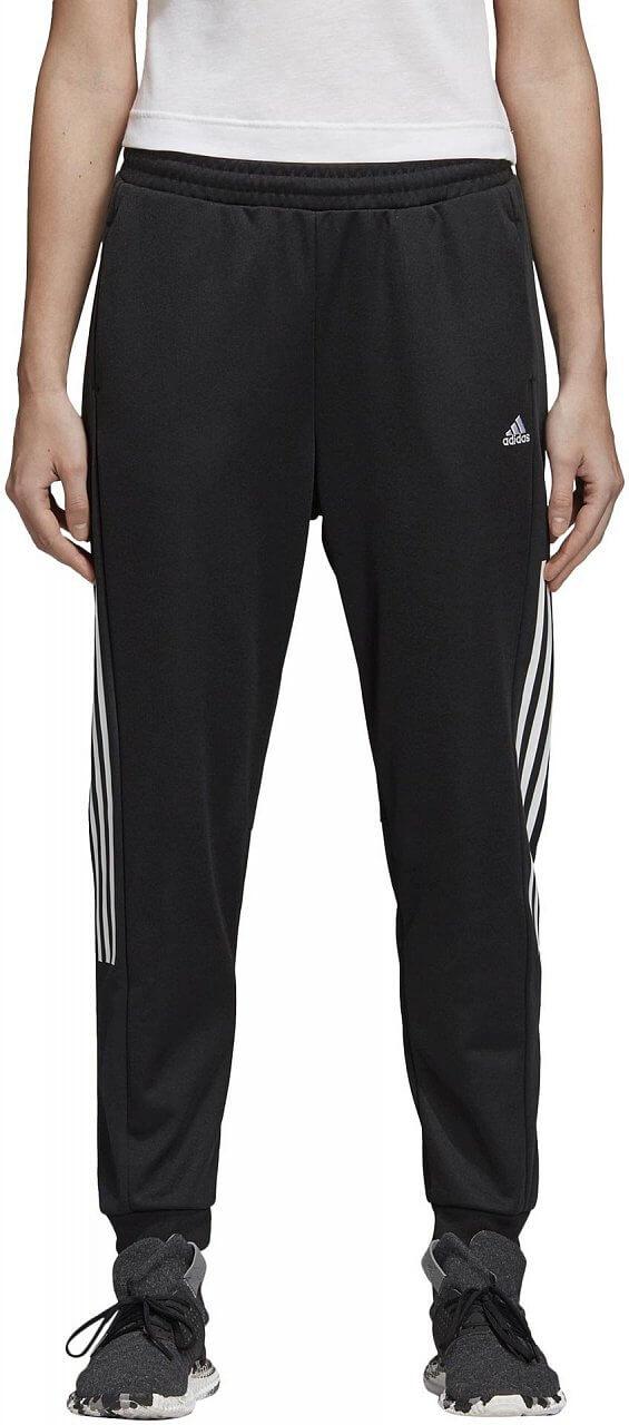 Nadrágok adidas W Sport2Street Bright Pique Hoodie Pant