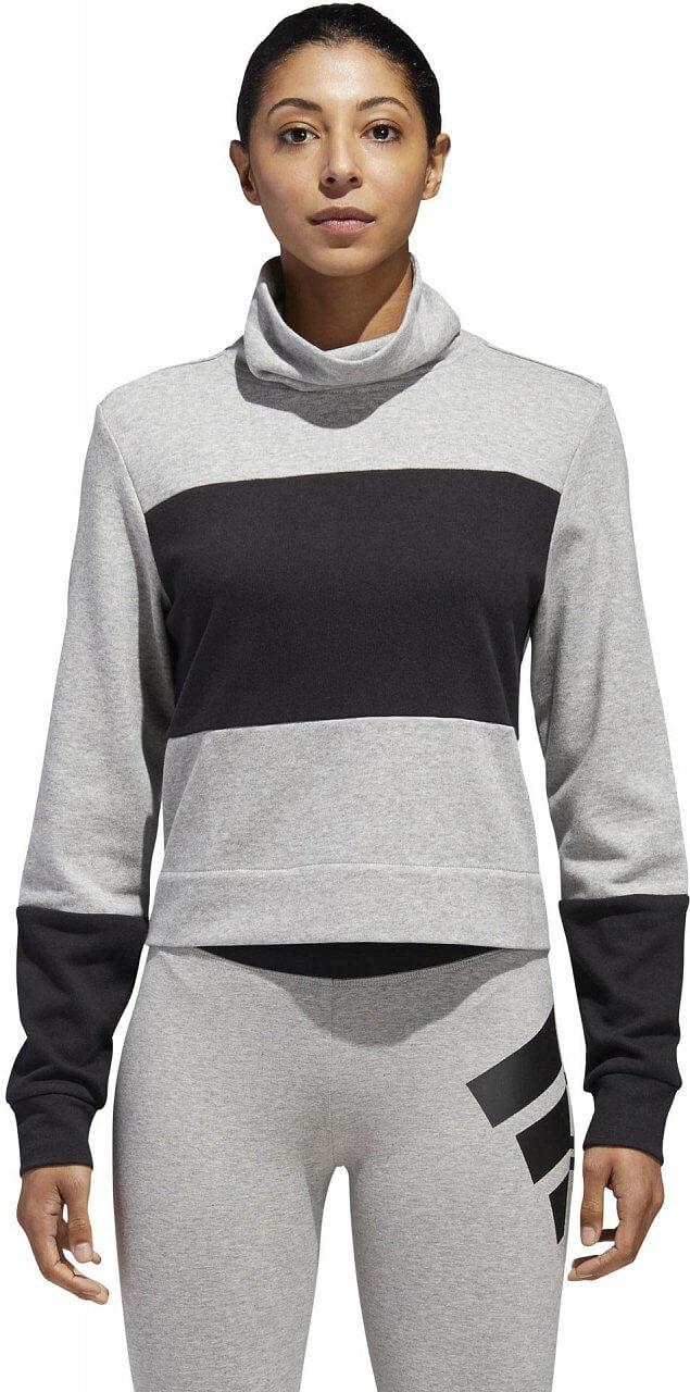 Dámská sportovní mikina adidas W Sport To Street Back To School Sweatshirt
