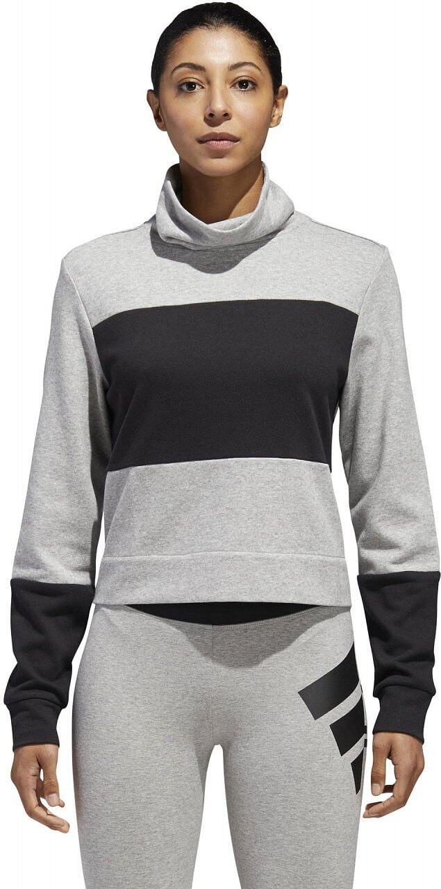 Melegítő felső adidas W Sport To Street Back To School Sweatshirt