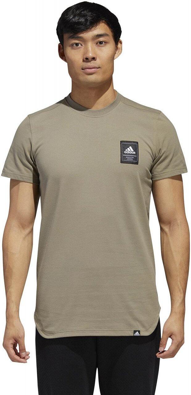Pánské sportovní tričko adidas International Scoop