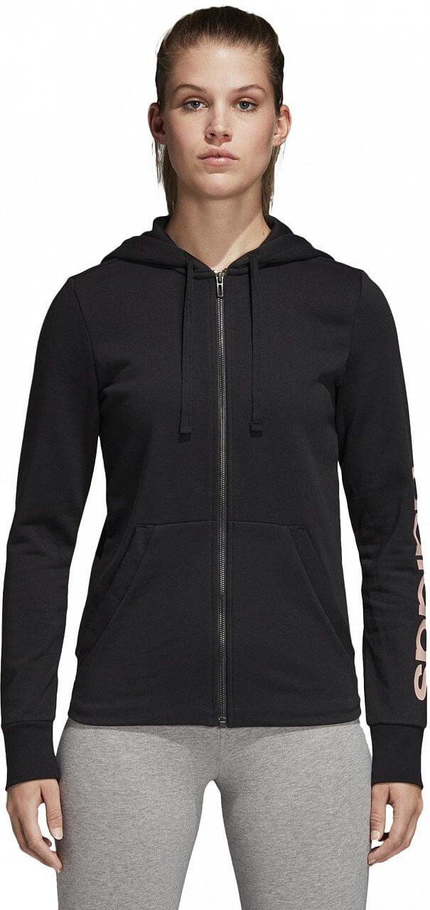Melegítő felső adidas Linear Full Zip Hoodie