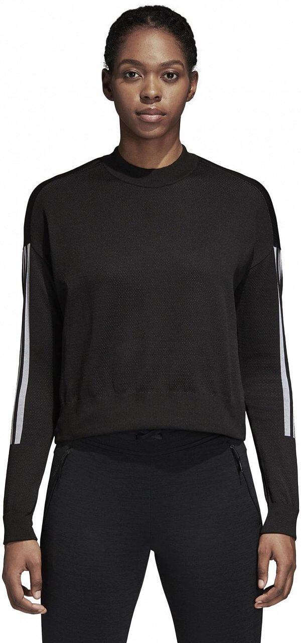Dámská sportovní mikina adidas Women ID Knit Sweatshirt