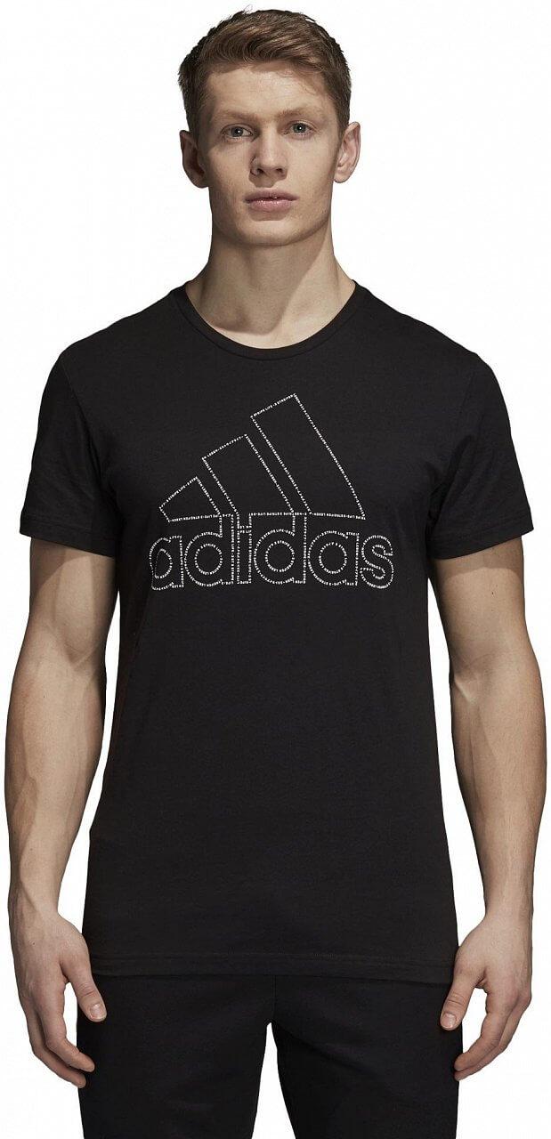 Pánské sportovní tričko adidas Badge Of Sport ID