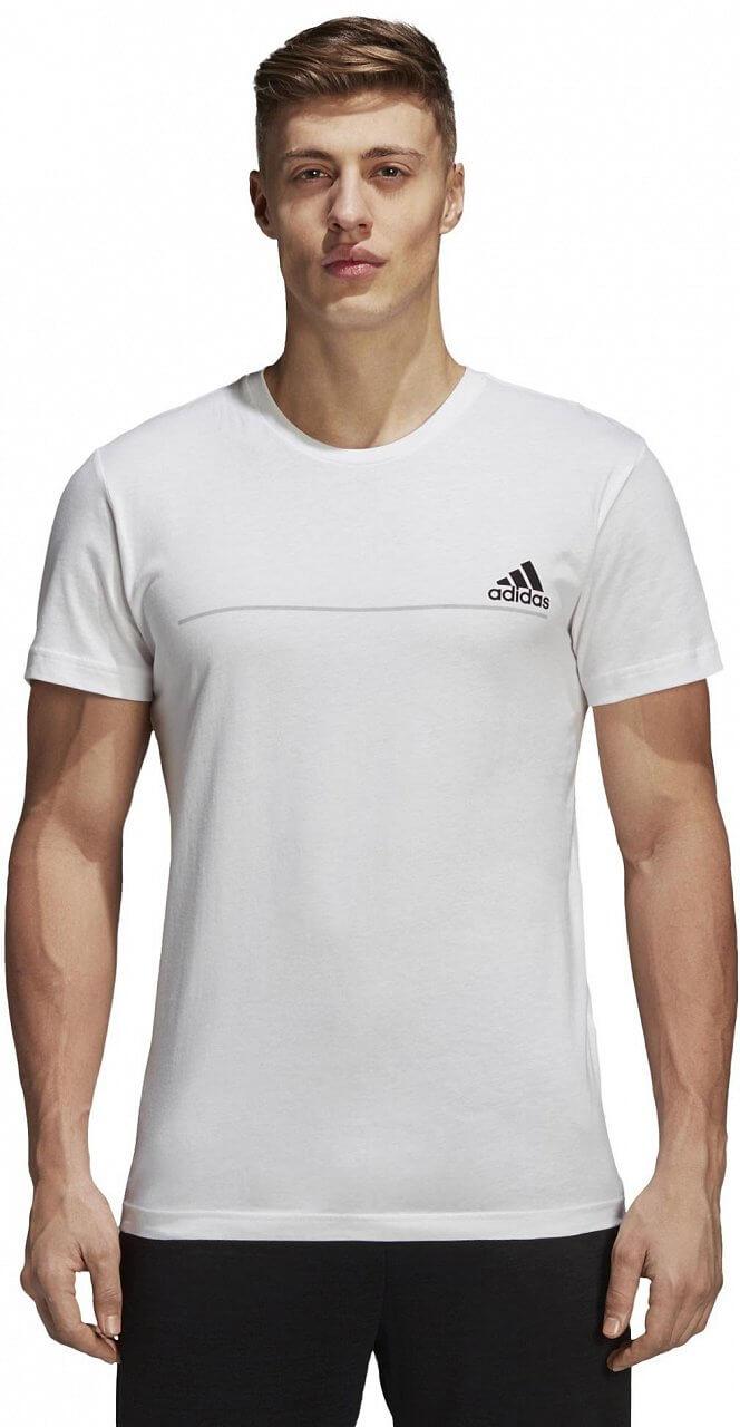 Pólók adidas Number T-Shirt