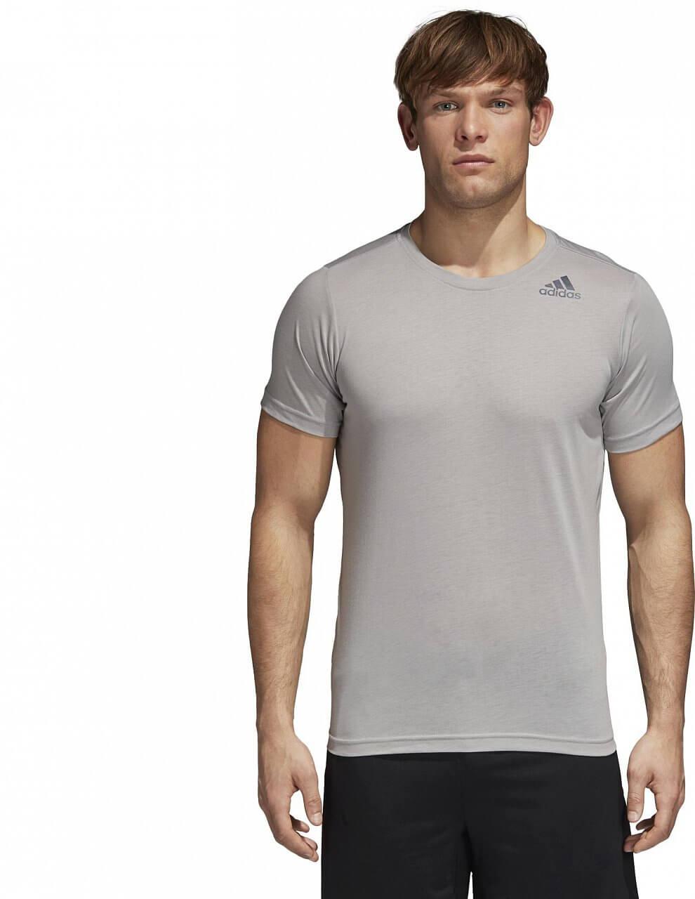 Pánské sportovní tričko adidas FreeLift Stripe