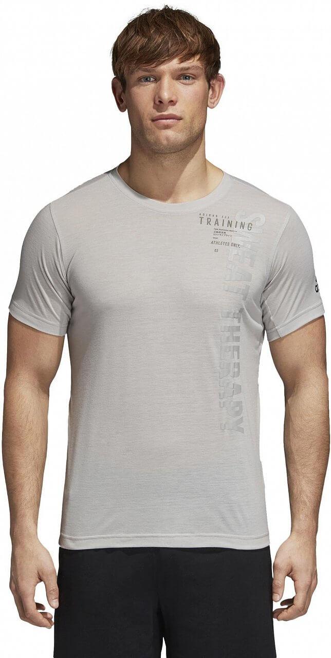 Pólók adidas FreeLift Slogan