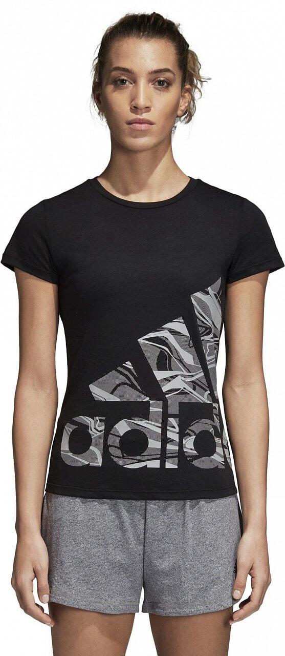 Dámské sportovní tričko adidas Adi Logo Tee