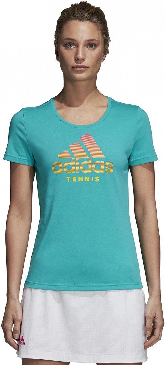 Dámské sportovní tričko adidas Category Tee W
