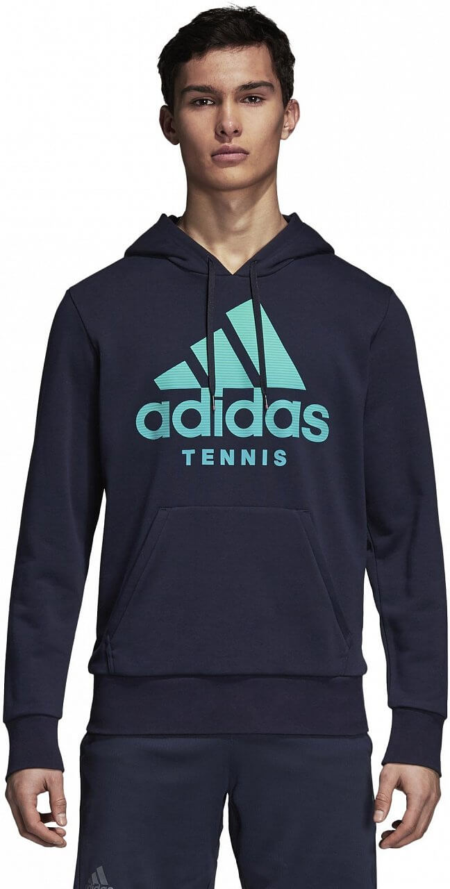 Melegítő felső adidas Category Graphic Tee Hoody
