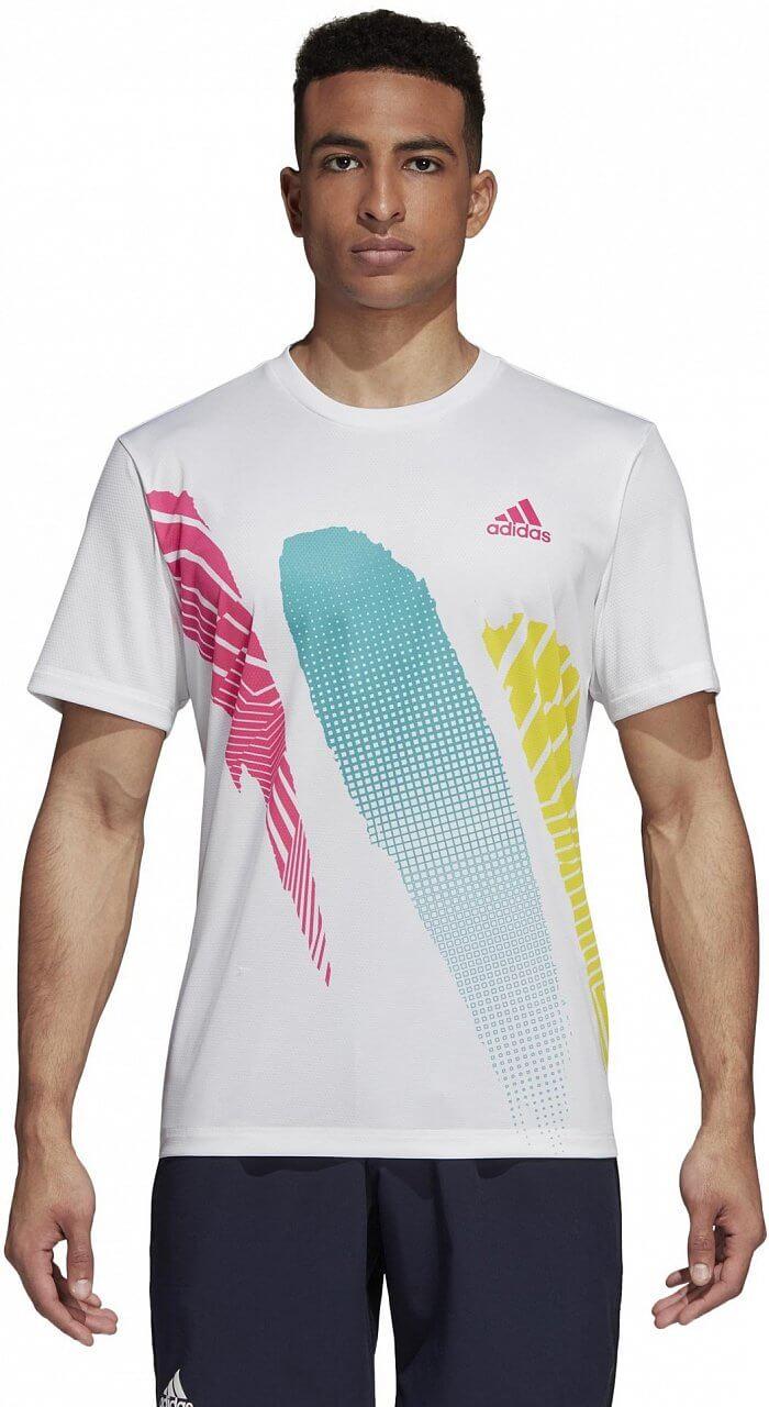 Pánské sportovní tričko adidas Seasonal Tee