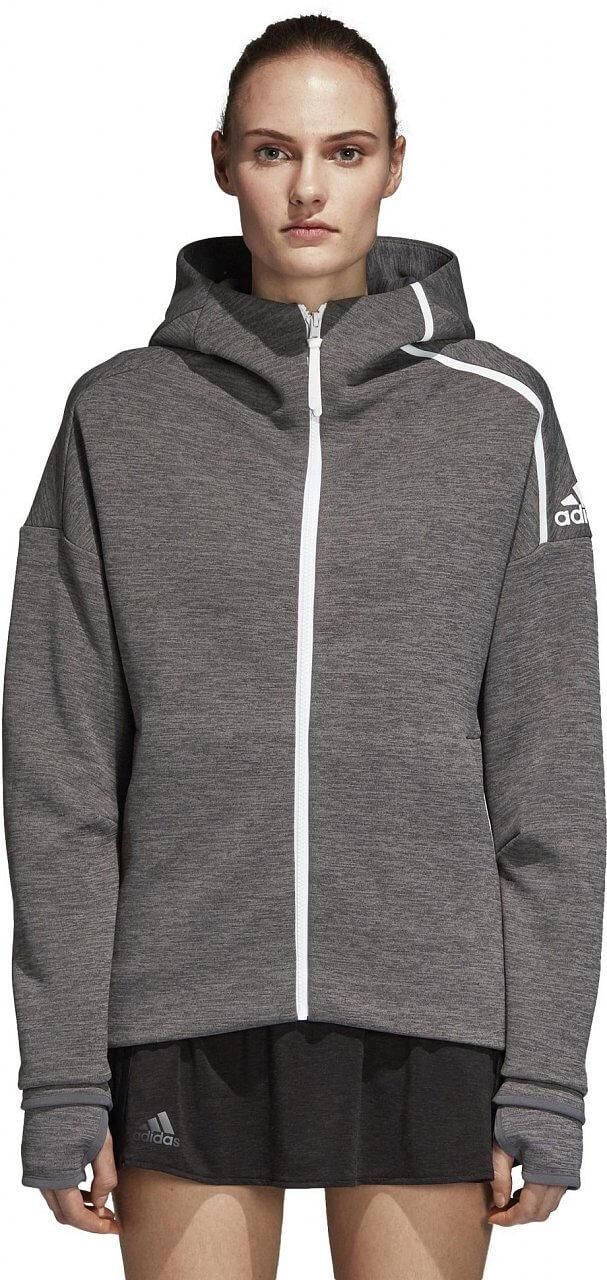 Dámská sportovní mikina adidas Tennis ZNE Hoody Featuring Fast Release Zip