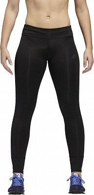 Dámské běžecké kalhoty adidas Response Liquid Stripes 7/8 Tight Women