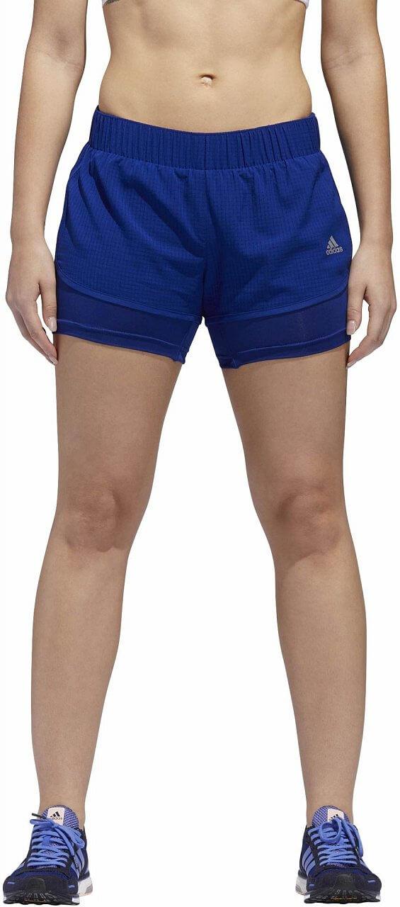 Dámské běžecké kraťasy adidas M10 Short Upside Down Women