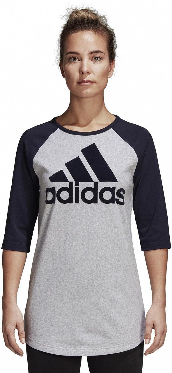 Pólók adidas Sport ID Baseball T-Shirt