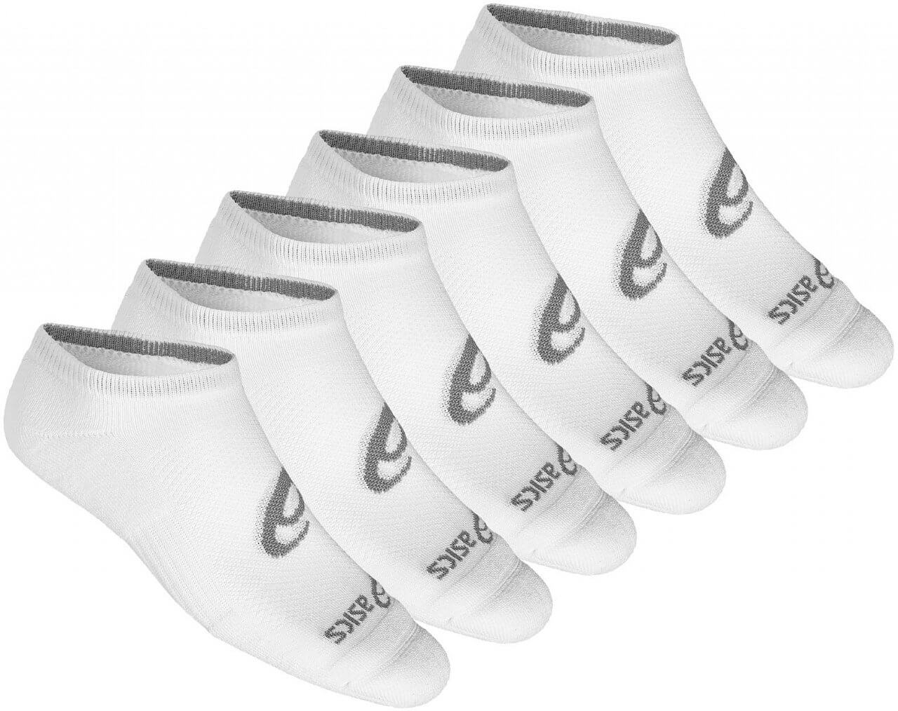 Socken Asics 6PPK Invisible Sock