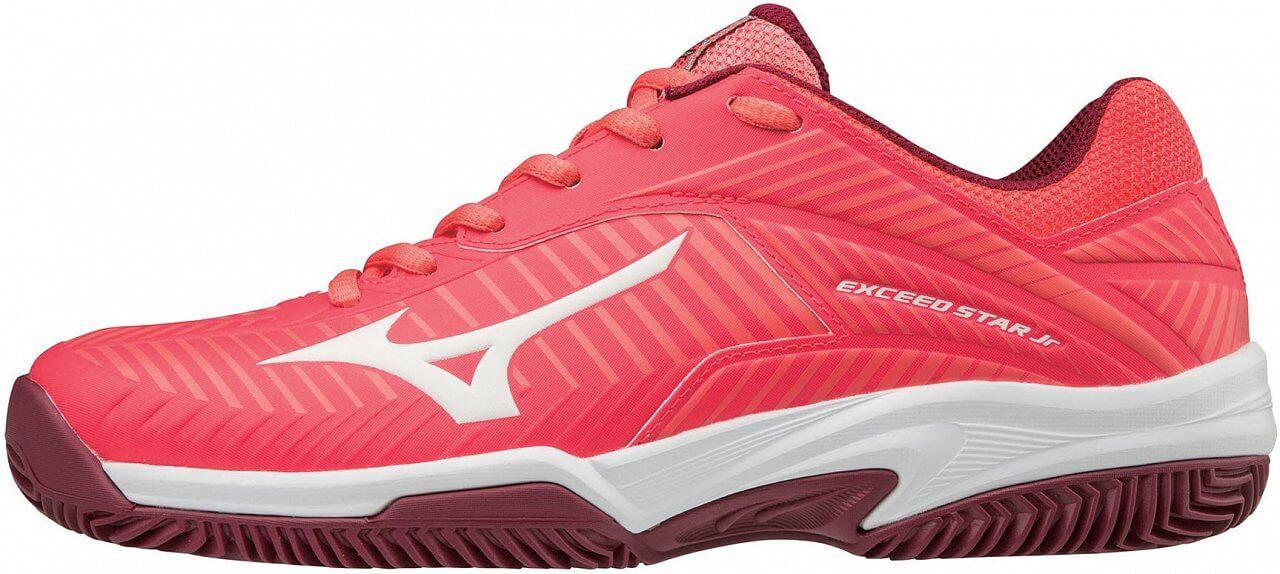 Dětská tenisová obuv Mizuno Exceed Star Jr 2 CC