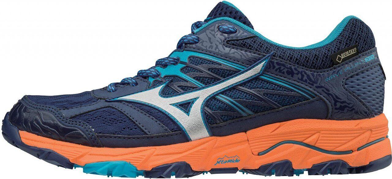 Dámské běžecké boty Mizuno Wave Mujin 5 GTX