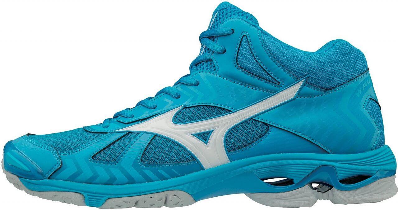 Pánská volejbalová obuv Mizuno Wave Bolt 7 Mid