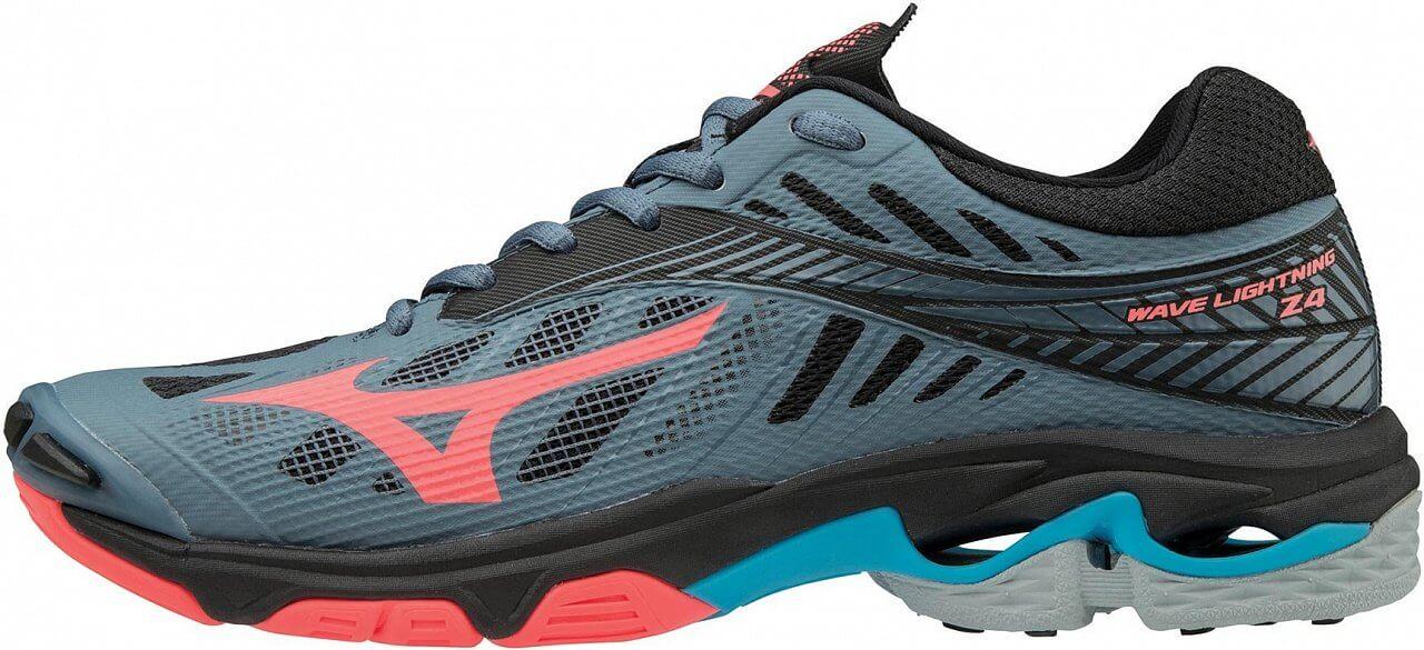 aa9fd9a457f31 Mizuno Wave Lightning Z4 - dámske halové topánky | Sanasport.sk