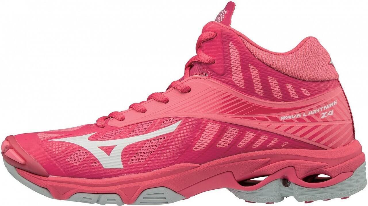 Mizuno Wave Lightning Z4 Mid. Dámská volejbalová obuv d3e09c9dc2