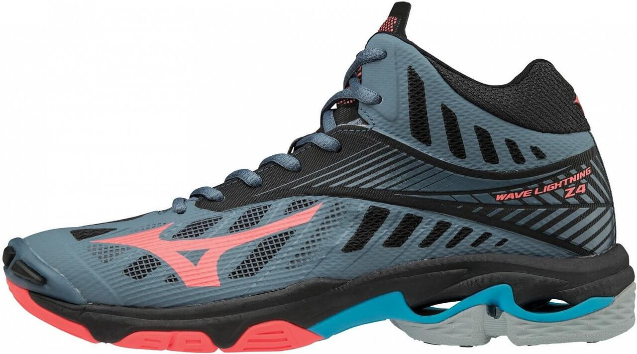 7bb4dd6ad56 Mizuno Wave Lightning Z4 Mid. Dámská volejbalová obuv