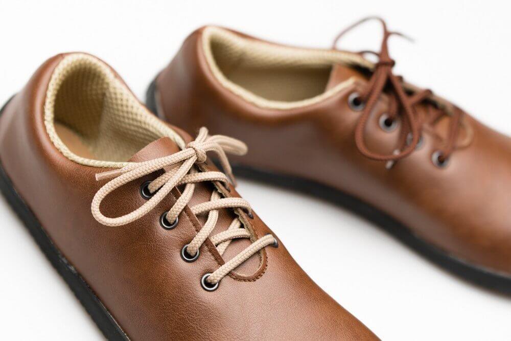 Barefoot cipők Ahinsa Ananda Bare Světle Hnědá