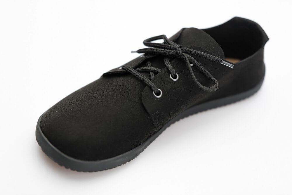Barefoot cipők Ahinsa Bindu Bare Černá