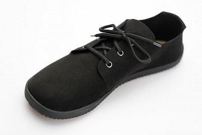 f11aceac45 Unisexová barefoot obuv Ahinsa Bindu Bare Černá
