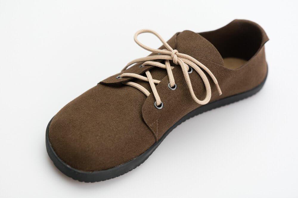 Barefoot cipők Ahinsa Bindu Bare Hnědá