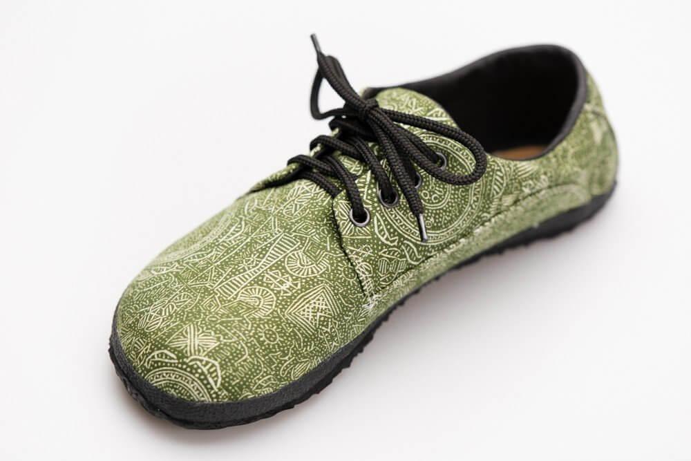Barefoot cipők Ahinsa Sundara Bare Tuareg Černý