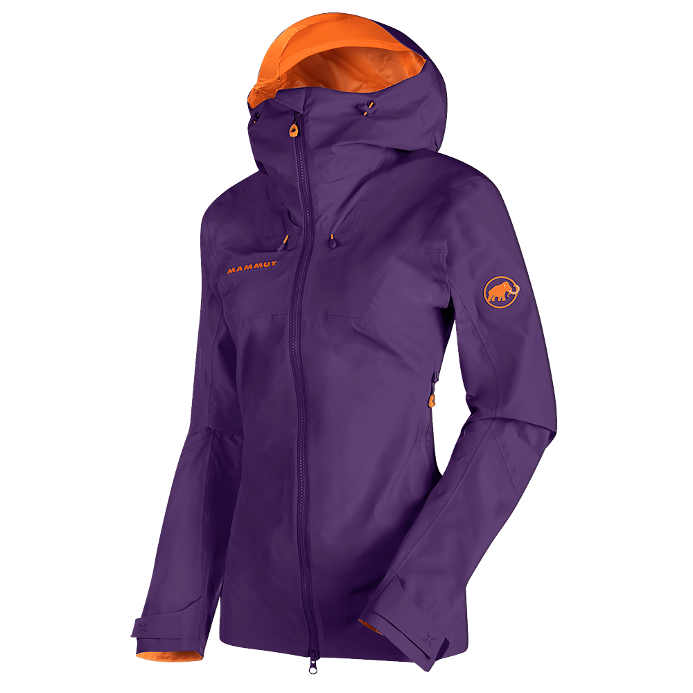 Kabátok Mammut Nordwand Advanced HS Hooded Jacket Women dawn