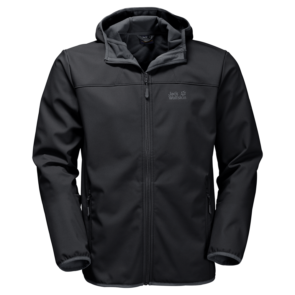 Kabátok Jack Wolfskin Northern Point Jacket Men black 6000