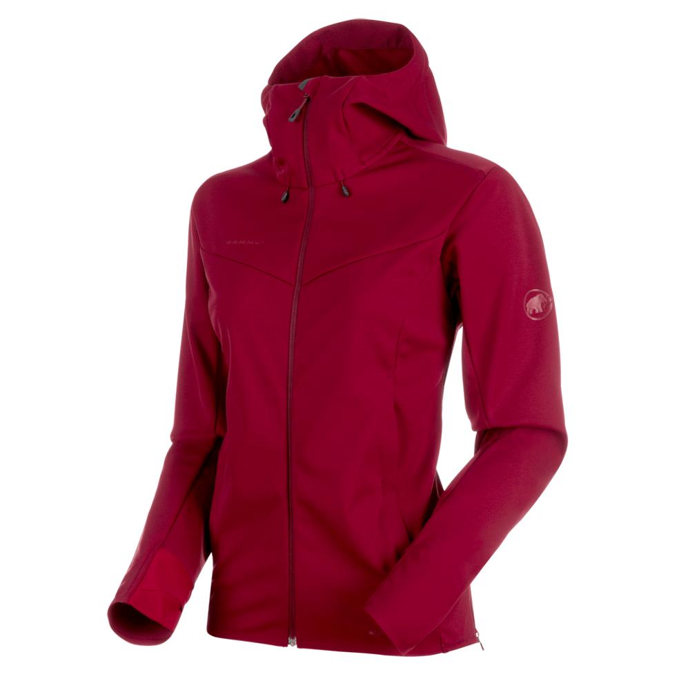 Kabátok Mammut Ultimate V SO Hooded Jacket Women