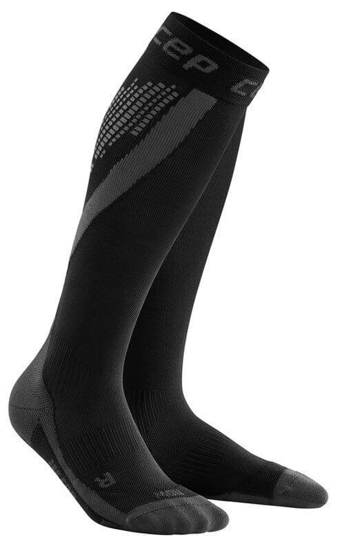 Ponožky CEP Podkolenky NIGHTTECH pánské černá