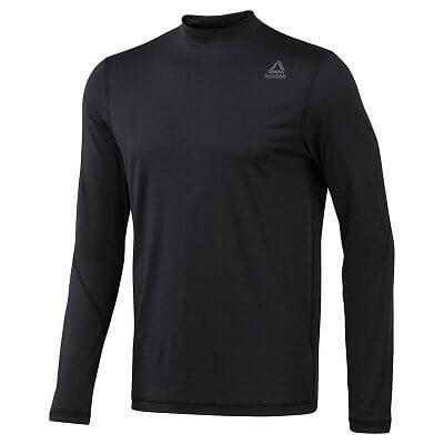 Pánske športové tričko Reebok Outdoor Thermowarm Touch Base Layer Top