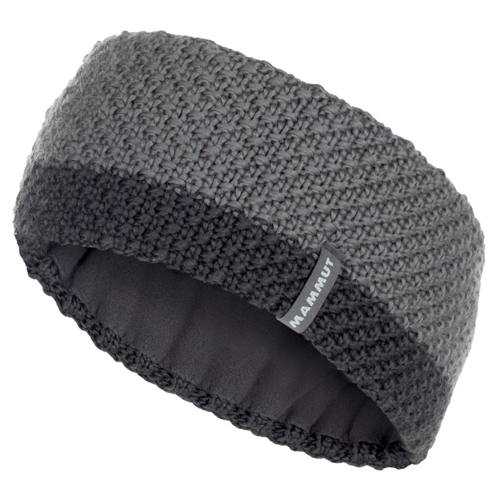 Sapkák Mammut Alyeska Headband 00164 phantom-titanium