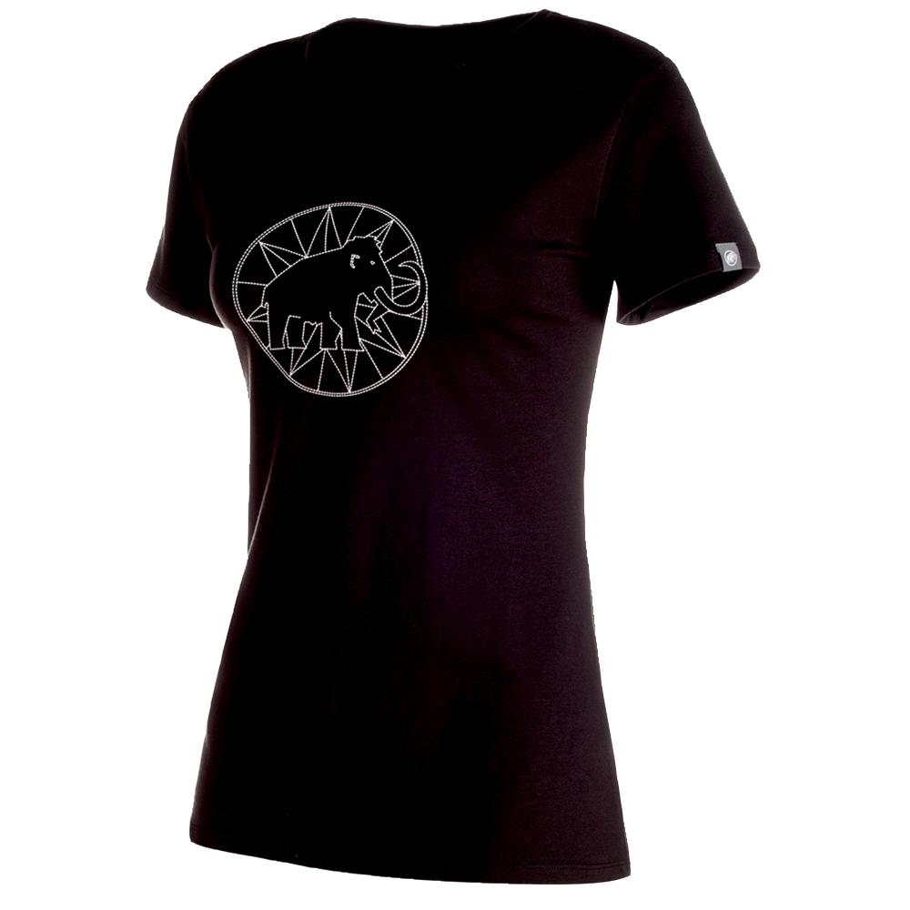 T-Shirts Mammut Logo T-Shirt Women