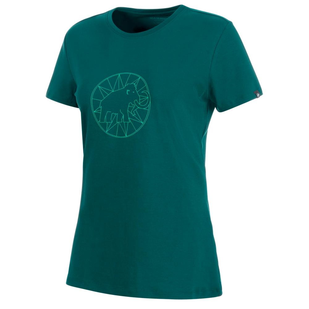 Pólók Mammut Logo T-Shirt Women