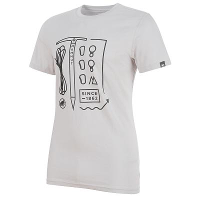 6ab060600c92 Mammut Sloper T-Shirt Men (1041-07112) 00103 marble - pánske tričko ...