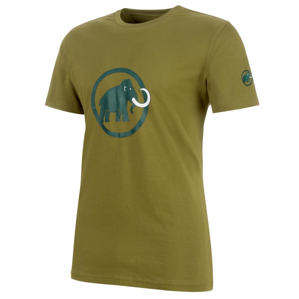Trička Mammut Logo T-Shirt Men