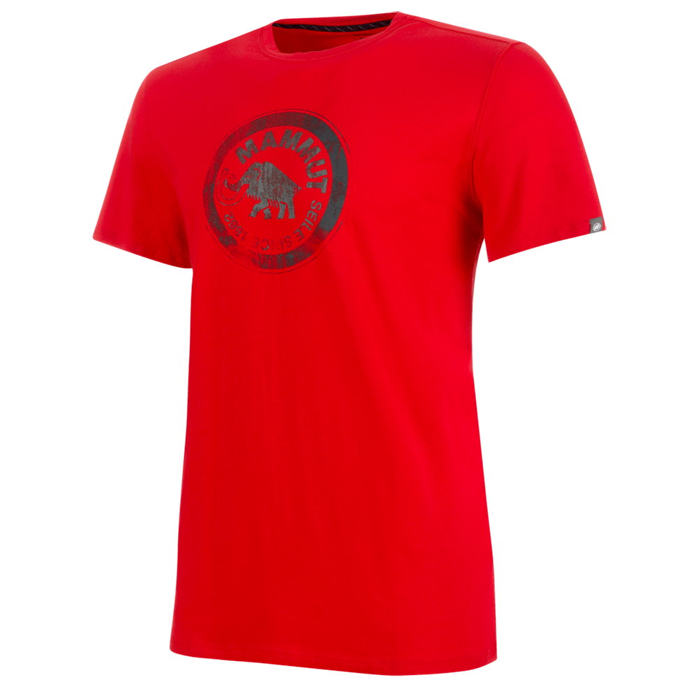 Pólók Mammut Seile T-Shirt Men