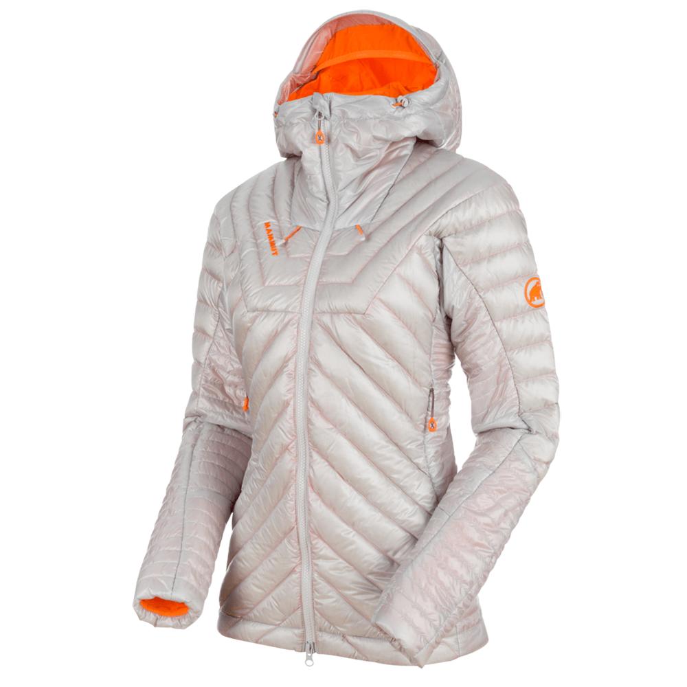 Kabátok Mammut Eigerjoch Advanced IN Hooded Jacket Women 00103 marble