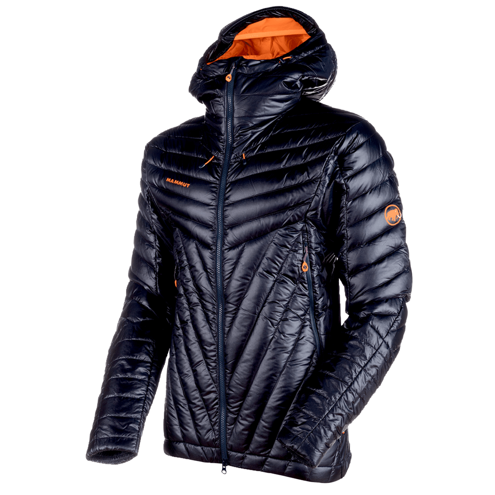 Kabátok Mammut Eigerjoch Advanced IN Hooded Jacket Men Night
