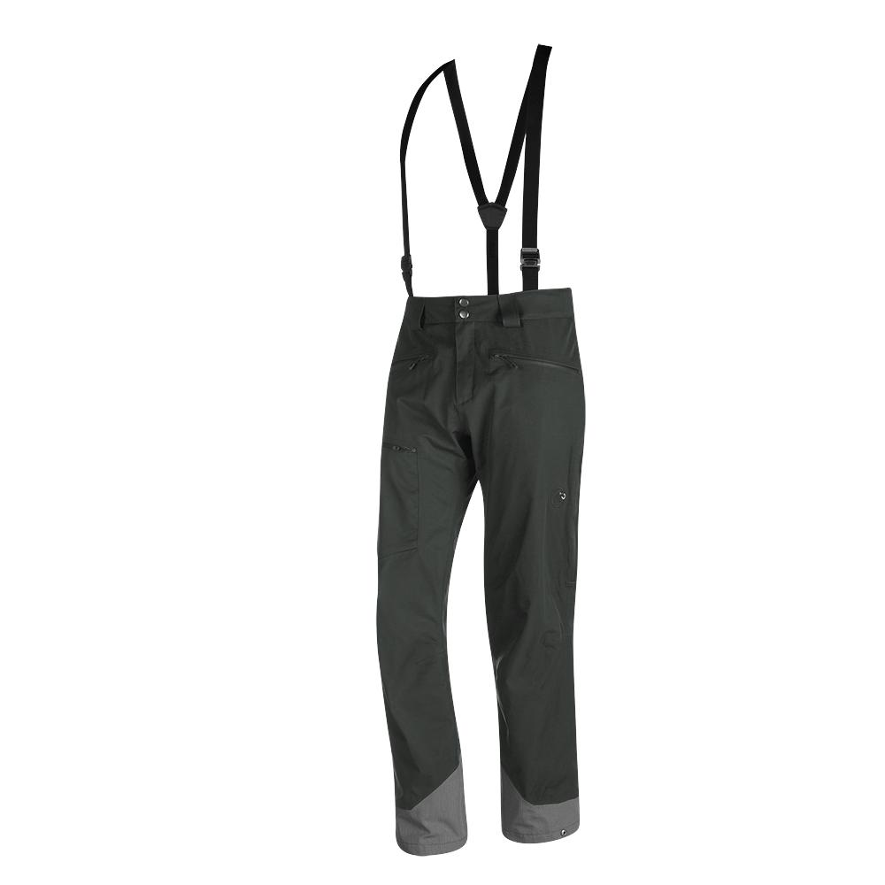 Hosen Mammut Stoney GTX Pants Men graphite-black 0126