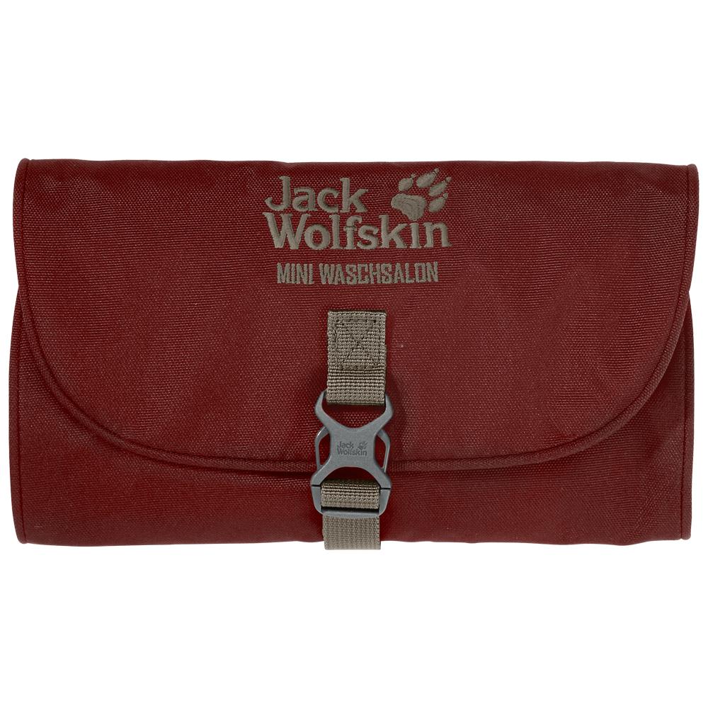 Tašky a batohy Jack Wolfskin Mini Waschsalon Redwood 2029