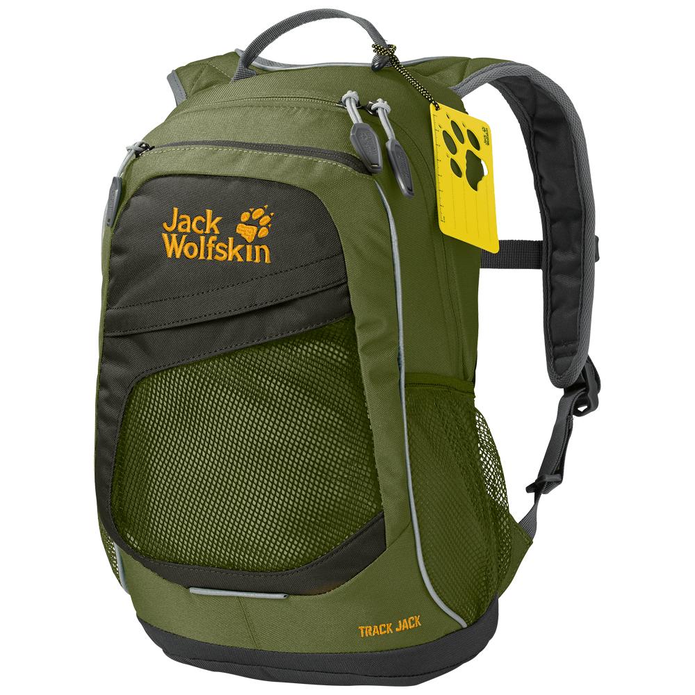 Táskák és hátizsákok Jack Wolfskin Track Jack cypress green 4521