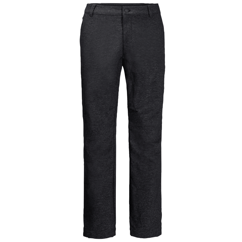 Kalhoty Jack Wolfskin Winter Travel Pants Men black 6000